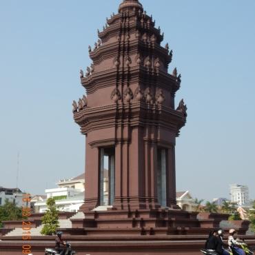 cambodia-phnompenh-independence