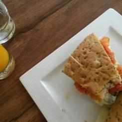 Lunch at Benoni