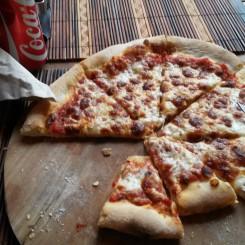 Pizza at Pizza da Roby