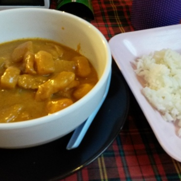 Massaman curry (Thailand)