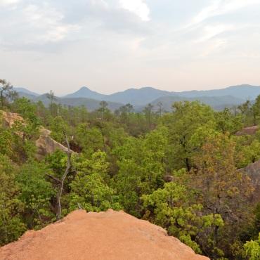 Pai Canyon (Pai, Thailand)