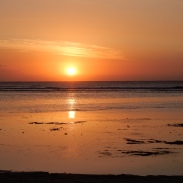 Gili Trawangan-travel guide sunset (2)