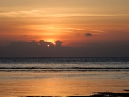 Gili Trawangan-travel guide sunset (3)